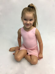Basic Leotard Pink