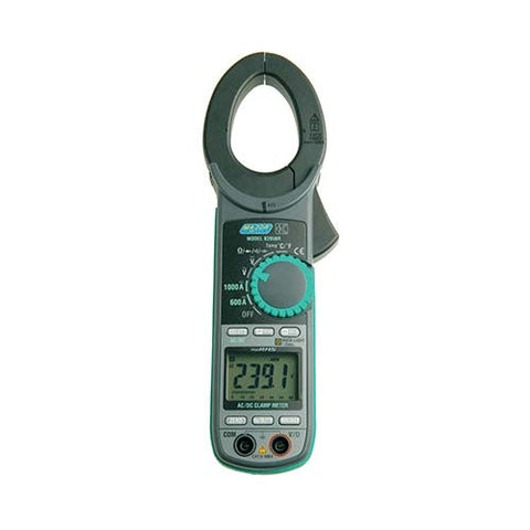 1000A Professional True RMS AC/DC Clamp Meter