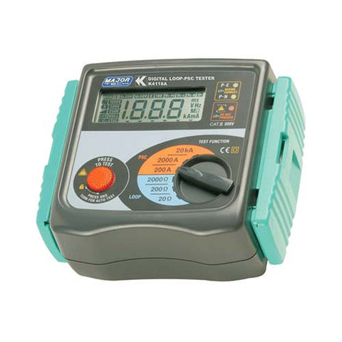 Digital Tester Loop/PSC Tester