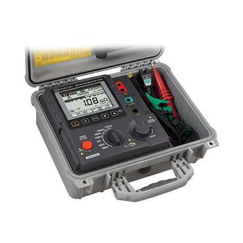 12kV Digital High Voltage Insulation Tester