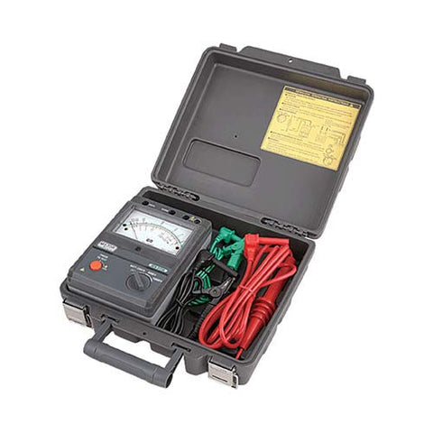 5000/10kV Analogue Insulation Tester