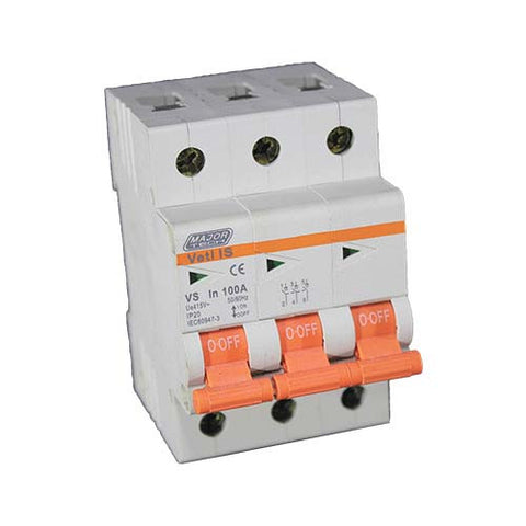 VETI IS - Triple Pole Isolator Switch