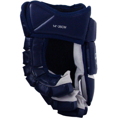 Tron 5000 Junior Leather Hockey Gloves