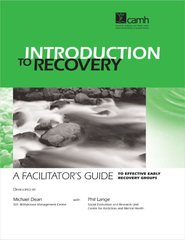 Introduction to Recovery|Introduction au rétablissement