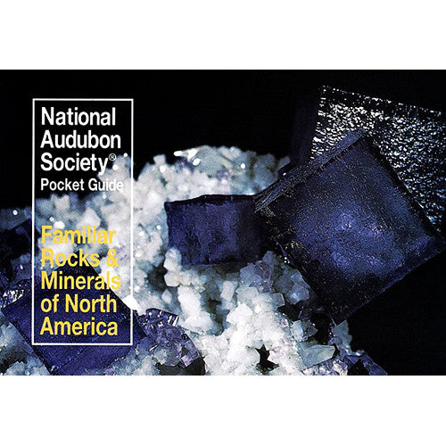 National Geographic Pocket Guide to Familiar Rocks and Minerals North America