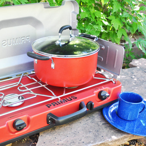 Primus Fire Hole Camp Stove