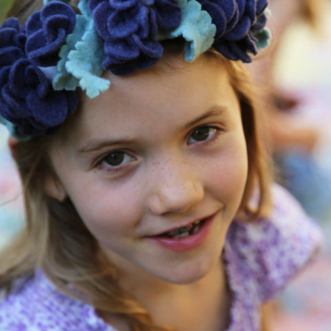 DIY Lavender Flower Crown KIt