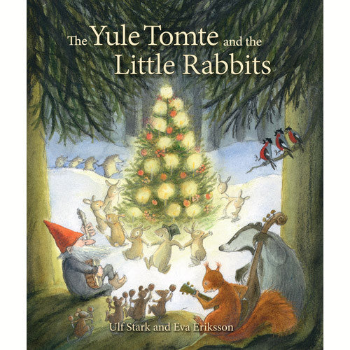 A Christmas Story for Advent: The Yule Tomte and the Little Rabbits