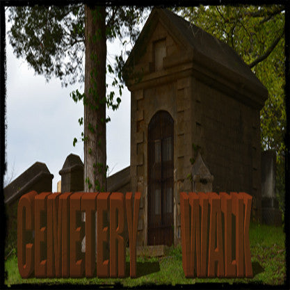 Cemetery and Historic Jail Walking Tour
