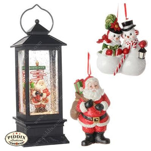 Christmas Ornaments and Decorations -- Piddix Licensed Products Licensed Piddix Product