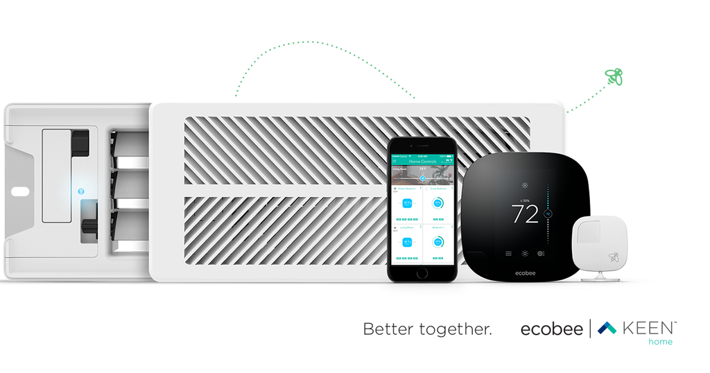 Smart Vents now work with ecobee