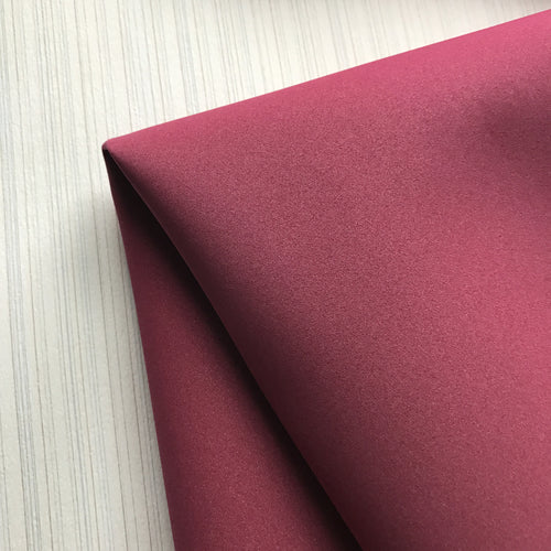 Foamiran Flower Making Foam - Burgundy Red