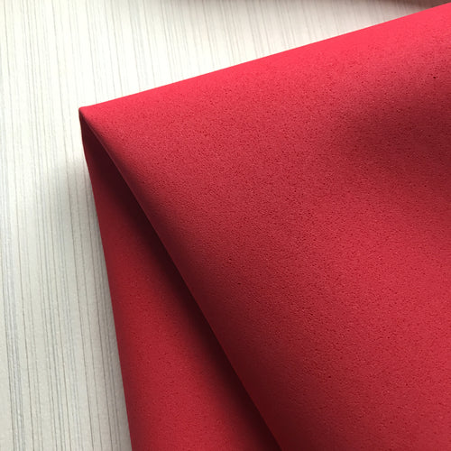 Foamiran Flower Making Foam - Red