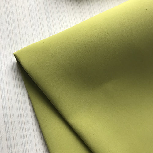 Foamiran Flower Making Foam - Olive Green