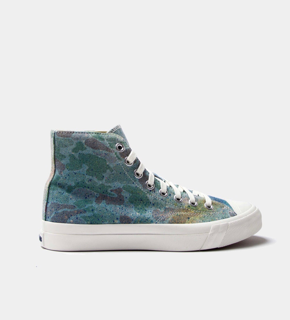 CAMO UNION X PRO KEDS X US ALTERATION