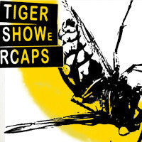 Tiger Shower Caps - S/T CD (RID-011)
