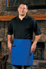 Three Pocket Half-Bistro Apron
