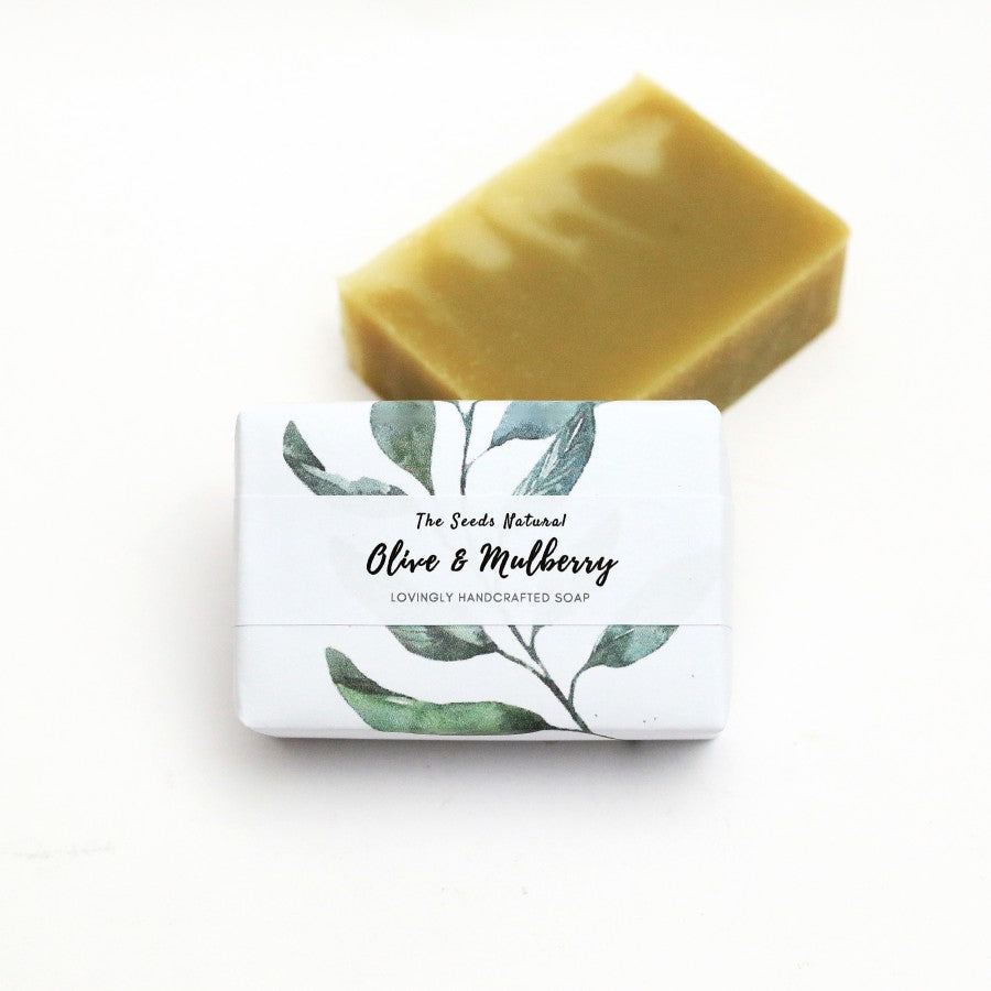 Olive and Mulberry Handmade Soap
