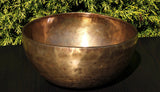 Hand Beaten Antique Style Singbowls - for Healing