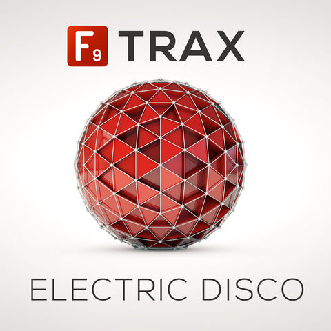 F9 TRAX: Electric Disco - F9 Audio Royalty Free loops & Wav Samples