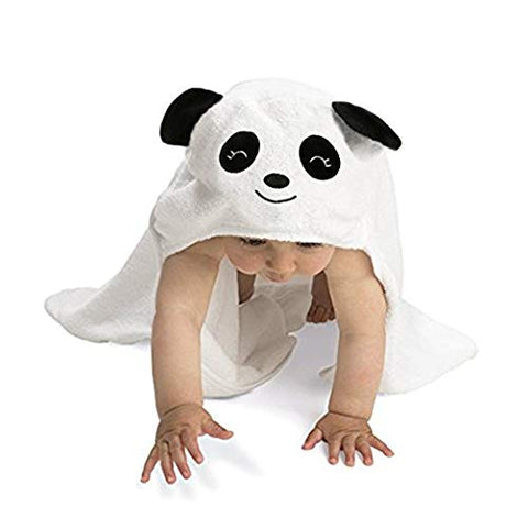 Baby Hooded Bamboo Panda Towel for Boys and Girls