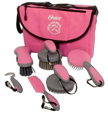 Pink Oster 7 Piece Grooming Kit