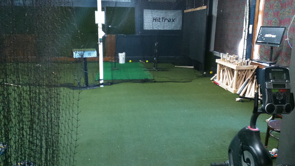 2 hour Cage rental, 8 players max. Hit Trax!  8am-9pm
