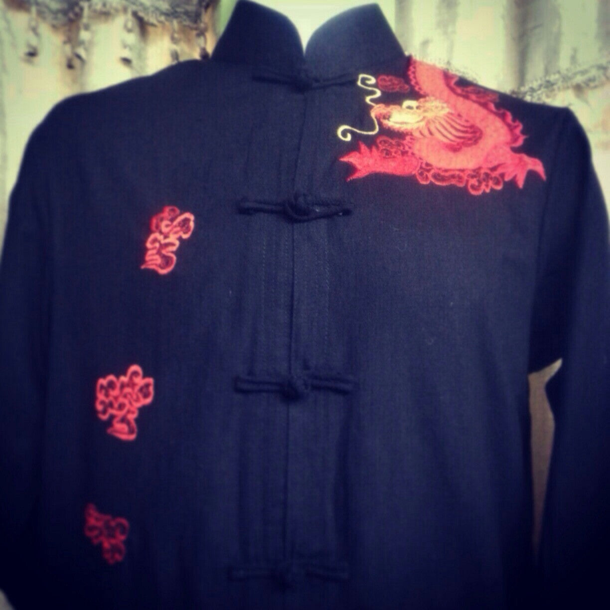 Red Dragon Jacket for Adult