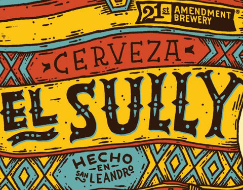 21ST AMENDMENT EL SULLY KEG 15