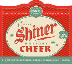 SHINER HOLIDAY CHEER CASE
