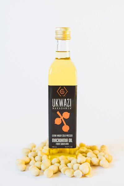Macadamia Oil 500 mL