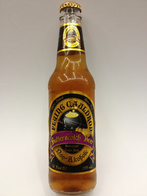 Flying Cauldron Butterscotch Beer Cream Soda