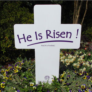 (500) Easter Crosses