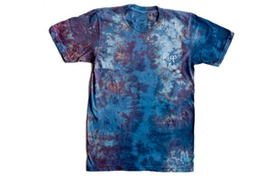 CRYSTAL DYED LOGO TEE Booberry - Keep Company  - 2