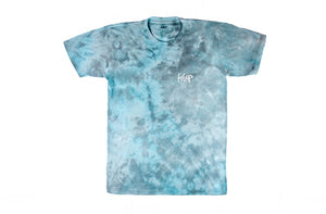 CRYSTAL DYED LOGO TEE Frozen - Keep Company  - 1