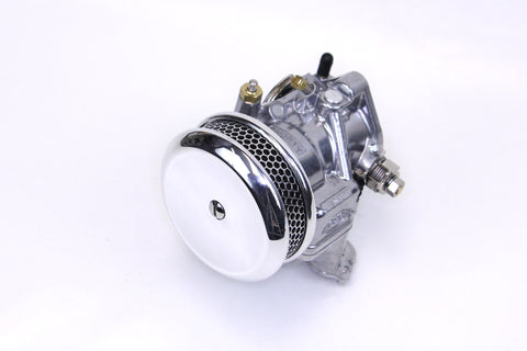BCM Pinner air cleaner - carburetor filter - Polished