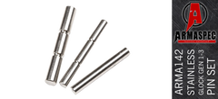 Armaspec Stainless 3 Pin Kit Set for Glock® Gen 1-3