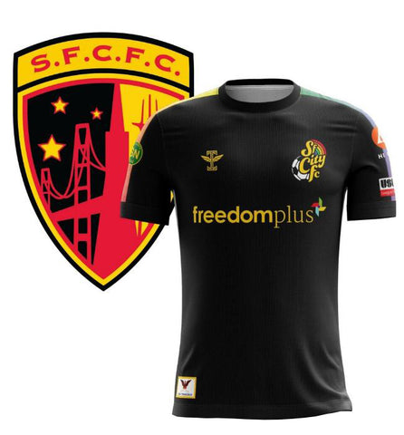SF City FC Pride Kit 2019