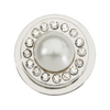 Nikki Lissoni Pearl Ring Coins - RC2040G-Ogham Jewellery