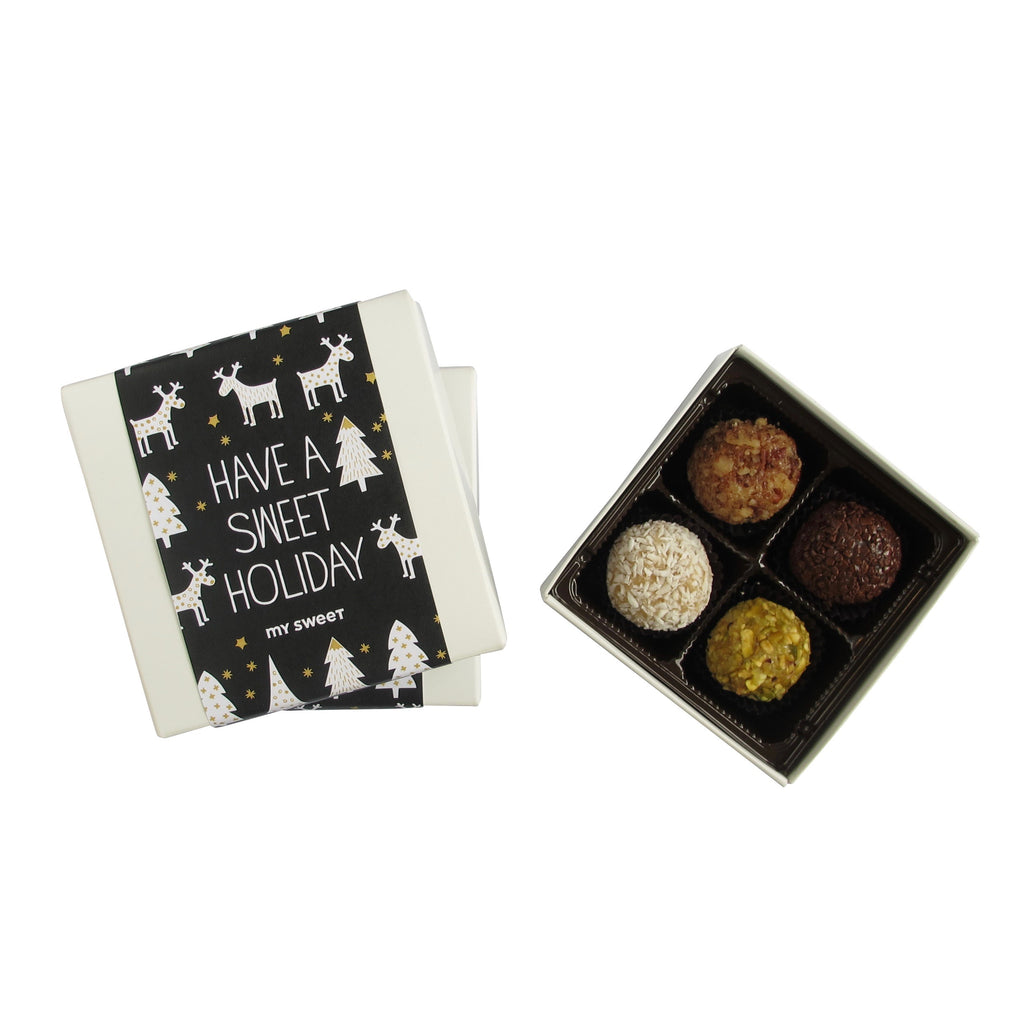 Holiday Favor Box - 3 Boxes Set