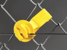 Chain Link Insulator - Black