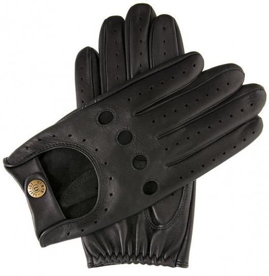 Dents - Delta - Berry/Black - Apparelly Gloves