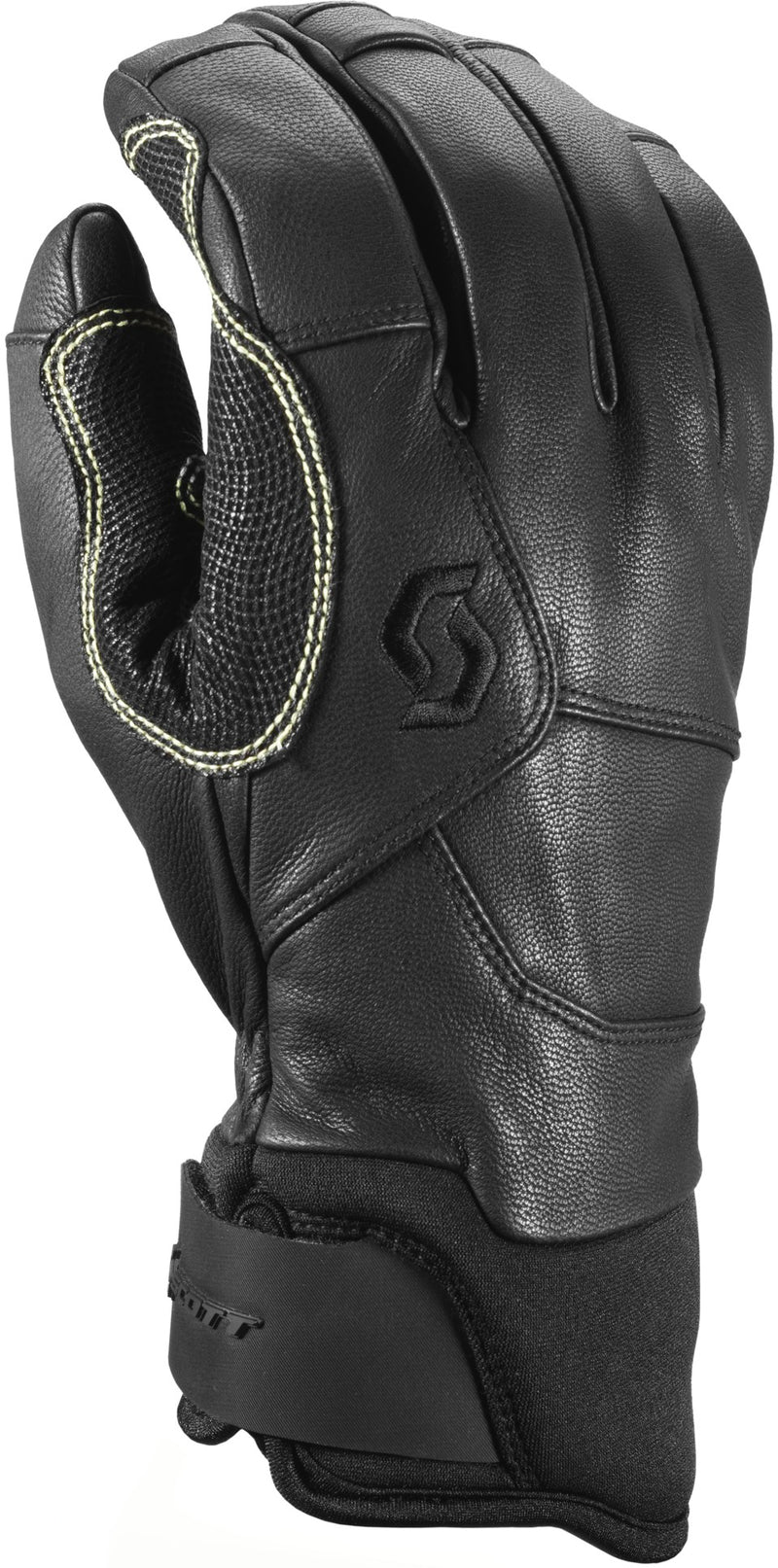 Scott - Explorair Premium GTX - Black - Apparelly Gloves