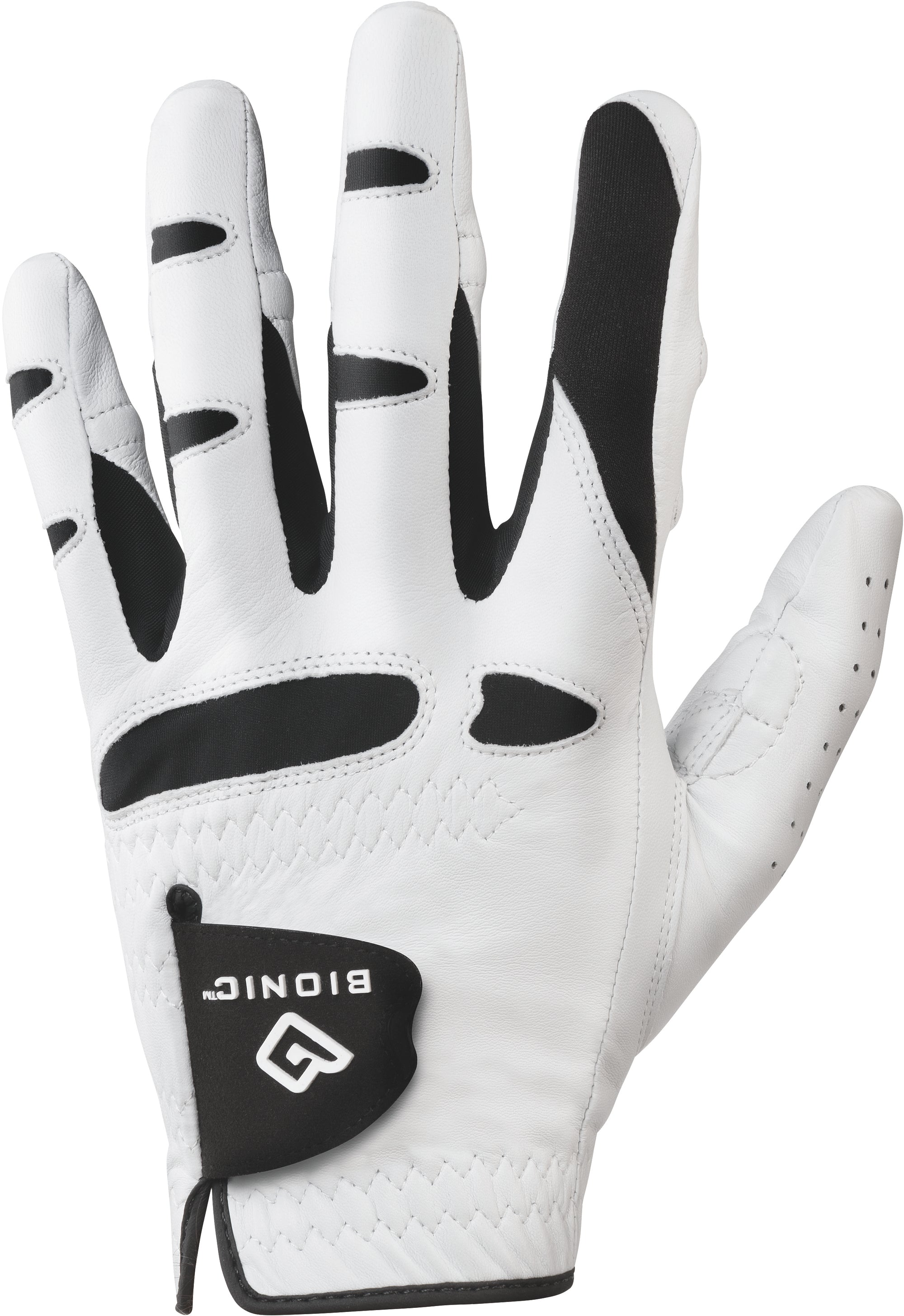 Bionic - StableGrip Golf Glove - White