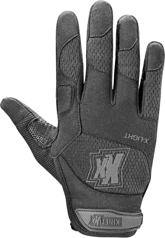 KinetiXx X-Light Black Gloves