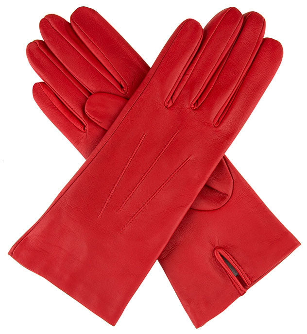 Dents - Felicity - Berry - Apparelly Gloves