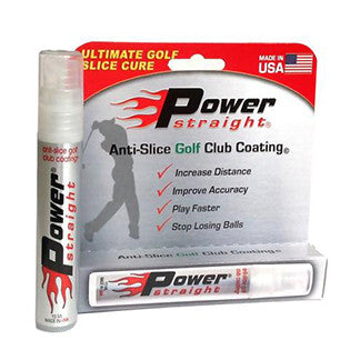 NEW Pocket Power Straight® Anti-Slice Golf Club Coating