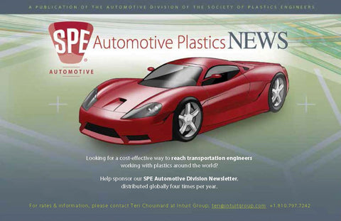 SPEAD Newsletter Sponsorship - 1/2 Page Ad