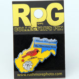 All 50 State Collectible Pins and Hat Tacks