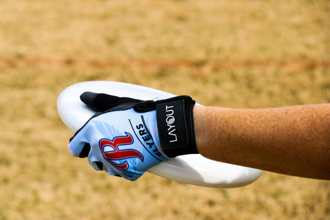 Raleigh Flyers Layout Ultimate Gloves